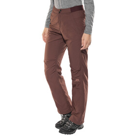 Mountain Equipment W's Inception Pants Dark Chocolate